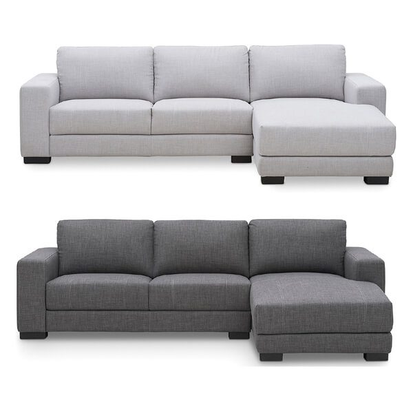 3 Seat Chaise Lounge