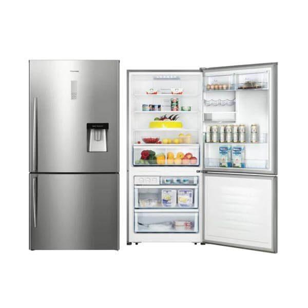 Hisense-514L-Bottom-Mount-Refrigerator