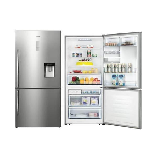 Hisense 514L Bottom Mount Refrigerator