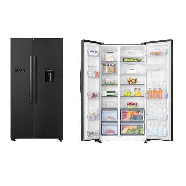 Hisense-624l-black-refrigerator