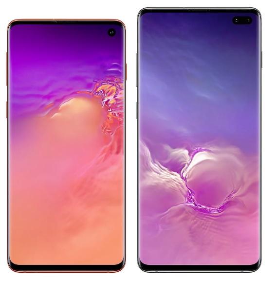 Samsung Galaxy S10 1