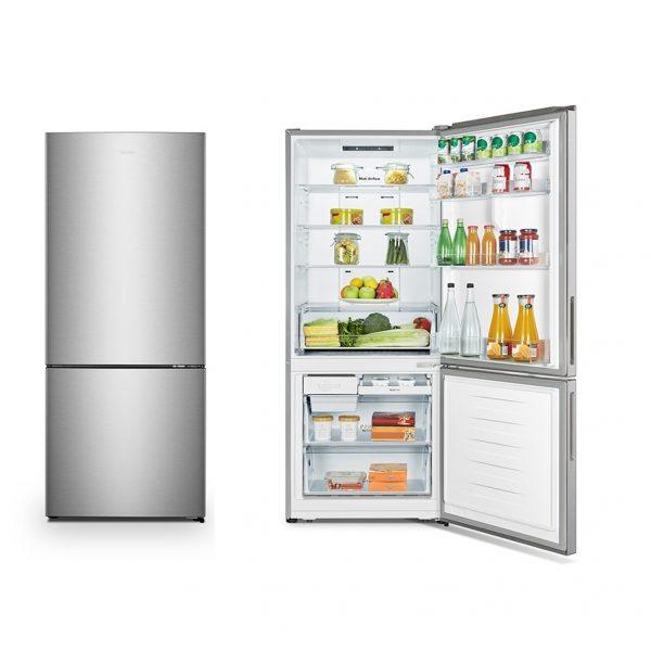 Hisense-453l-bottom-mount-refrigerator