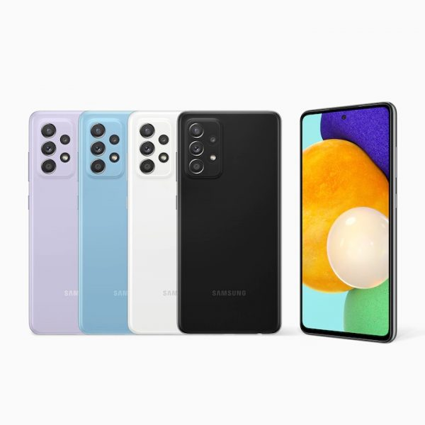 Galaxy A52 smart phone