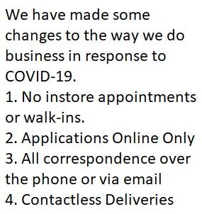 Covid Wording